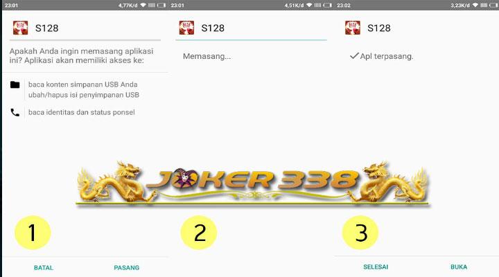 Cara Download dan Install Aplikasi Android S128