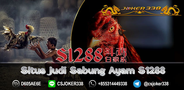 Situs Judi Sabung Ayam S1288